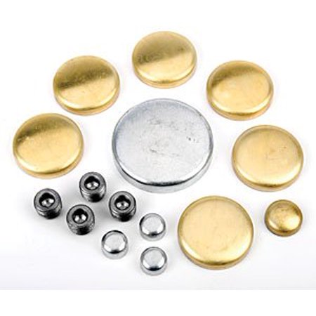 JEGS 58005 Brass Freeze Plug Kit