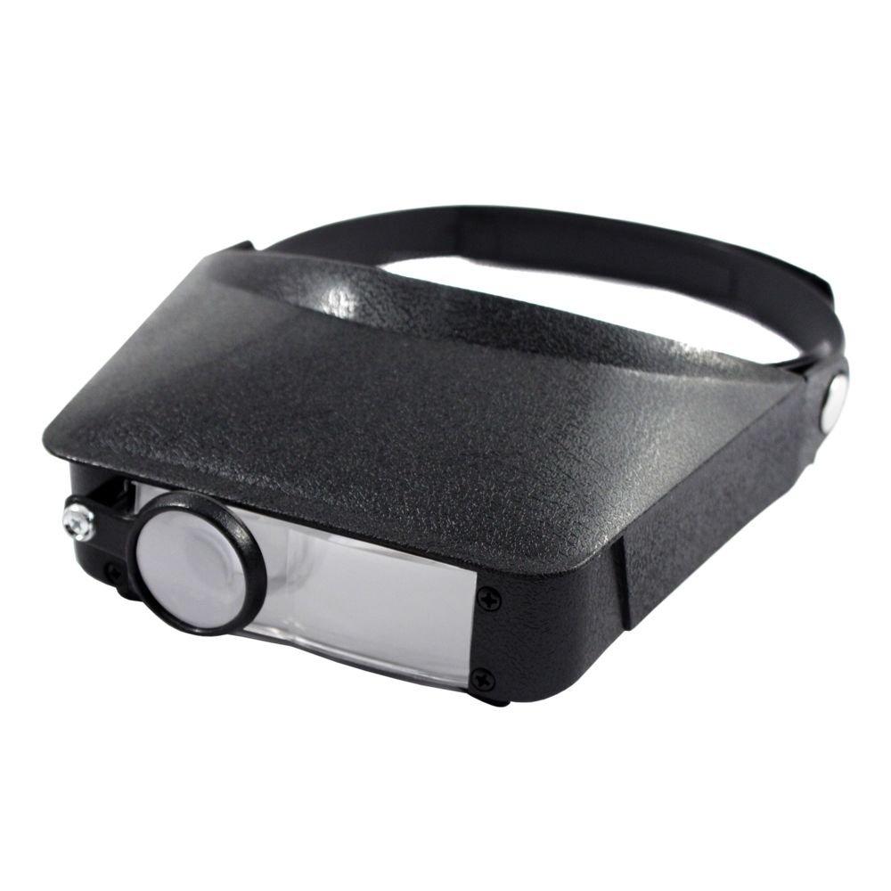 Head Magnifier with Adjustable Strap Handsfree Multi Power