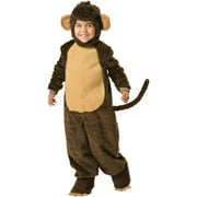 Toddler Lil' Monkey Costume by Incharacter Costumes LLC 7502