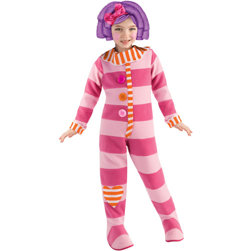 Lalaloopsy Pillow Featherbed Deluxe Toddler Halloween Costume