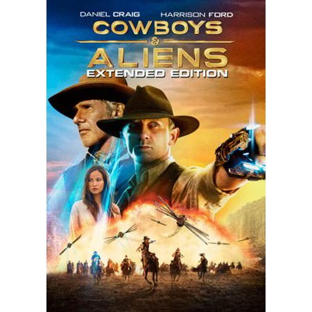 Cowboys and Aliens (Extended Version) (Vudu Digital Video on Demand) - Halloween Extended Version