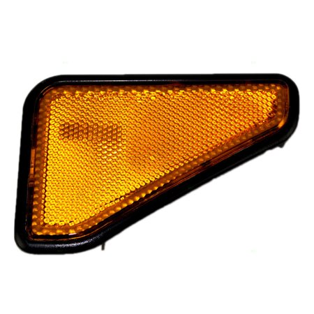 - Drivers Park Signal Side Marker Light Lamp Lens Replacement for Honda SUV 33851-SCV-A11ZB