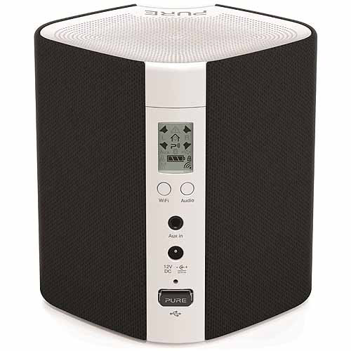 Refurbished Pure VL-62146 Jongo S340B 4.1 Wireless Speaker with WiFi and Bluetooth