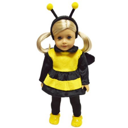 My Brittany's Bumble Bee Costume for American Girl Dolls for $<!---->