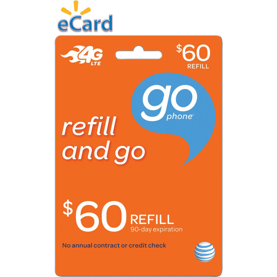 (Email Delivery) AT&T $60 Refill