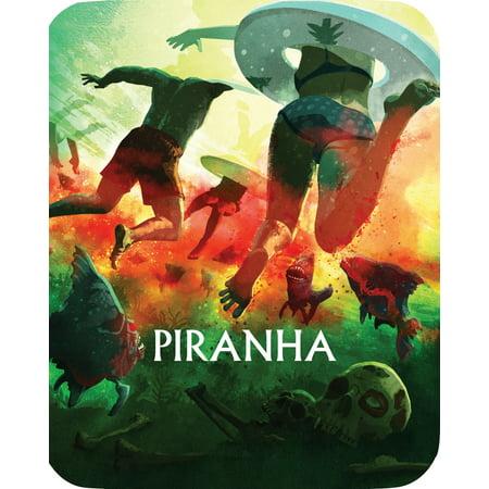Piranha Limited Edition Steelbook (Blu-Ray) - Halloween Steelbook Edition Blu Ray