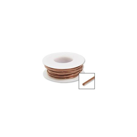 (Copper Dead Soft Wire Round 22 Gauge (20 Foot))
