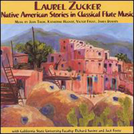 Native American Stories in Classical Flute -