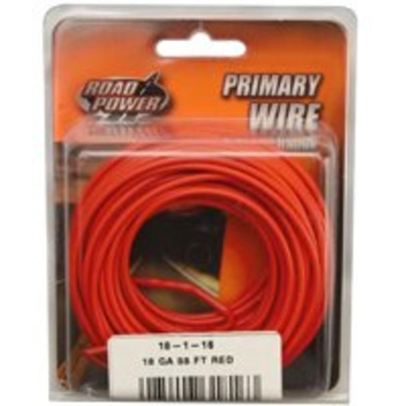 Wire Elec 18Awg Cu 33Ft Cd PVC Coleman Cable Wire 18-1-16 Copper 085407318163