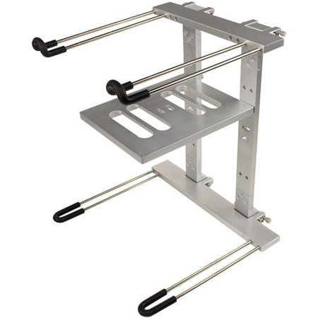 Ultimate JSLPT400S Jamstands Portable Laptop Stand Silver