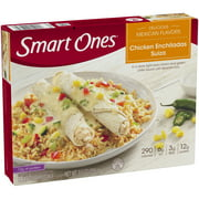 Smart Ones® Delicious Mexican Flavors Chicken Enchiladas Suiza 9 oz. Box