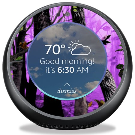 Skin For Amazon Echo Spot   Purple Tree Camo  Mightyskins Protective  Durable  And Unique Vinyl Decal Wrap Cover   Easy To Apply  Remove  And Change Styles   Made In The Usa