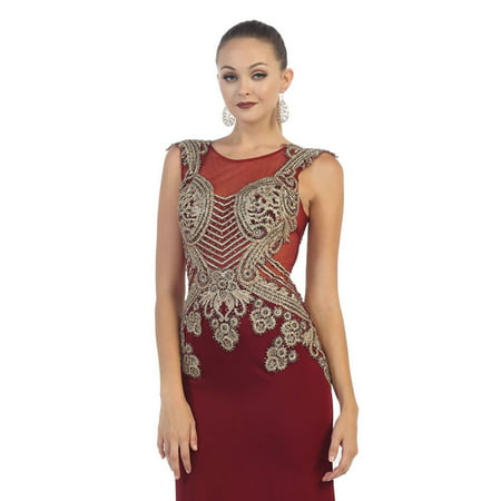 Classy Dresses For Teens (CLASSY DEMURE EVENING GOWN & PLUS)