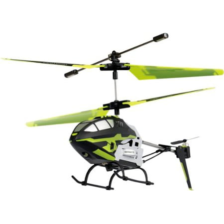 Protocol - Aviator RC Helicopter - Black And Green 7852-9CA