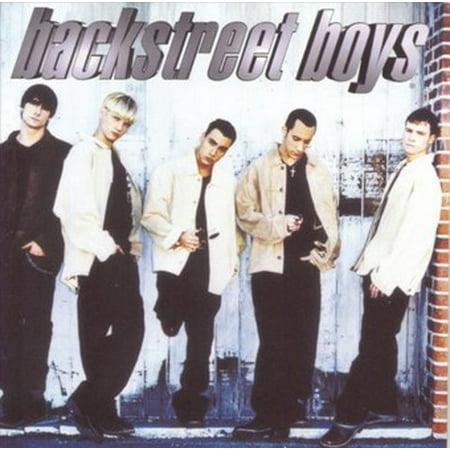 Backstreet Boys (CD) (The Cure Boys Don T Cry Cd)