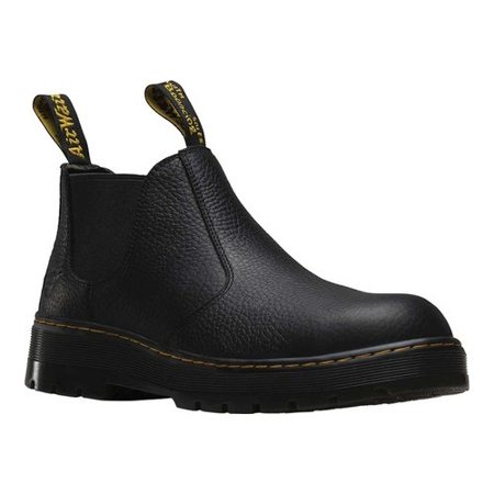 Doctor Martin side Gore men Dr.Martens boots Chelsea boot LYME GRIZZLY CHELSEA BOOT R20868001 black [82 Shinnyu load]
