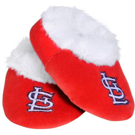 St. Louis Cardinals Infant Bootie Slipper - Red