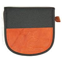 Washington Huskies Leather/nylon Embossed Cd Case