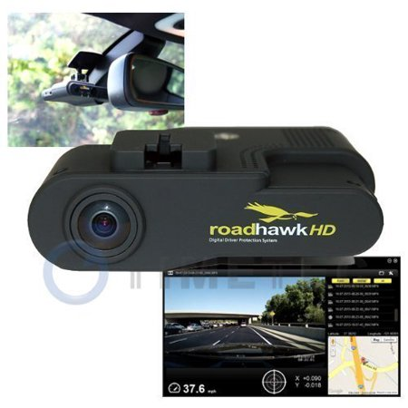 Timetec 62Rhg680 B8g Road Hawk Hd 1080P Automobile Digital Video Recorder System With Gps  Gsensor   Google Maps  Black