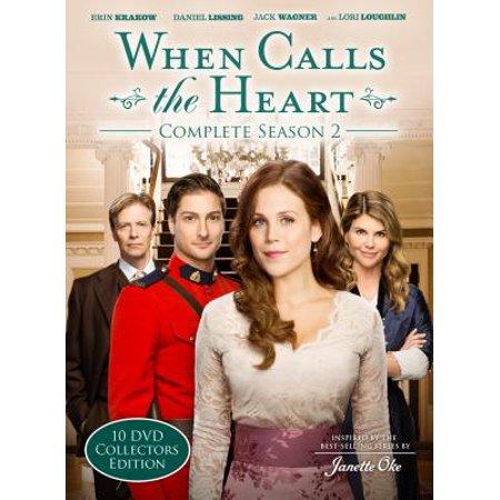 When Calls the Heart: Complete Season 2 Box Set