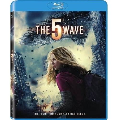 The 5th Wave (Blu-ray   Digital HD) (With INSTAWATCH)