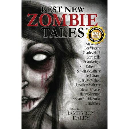 Best New Zombie Tales (Vol. 1) - eBook