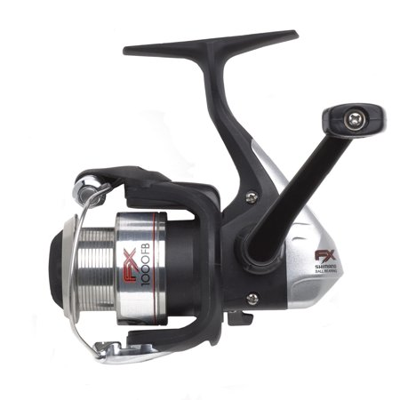 Shimano FX Spinning Reel 1000 Reel Size, 4.6:1 Gear Ratio, 22