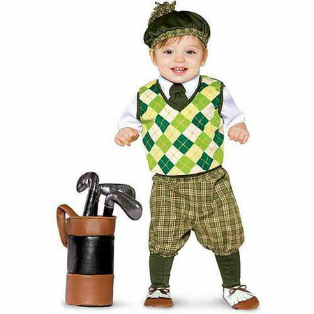 GOLFER TODDLER 18-24 MONTHS - Mickey Mouse Halloween Costume 18-24 Months