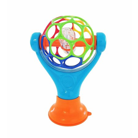O Ball Grip and Play Suction Toy