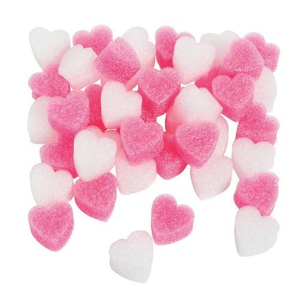 VALENTINE FOAM HEARTS (100PC) - Craft Supplies - 100 Pieces Valentine Foam Crafts
