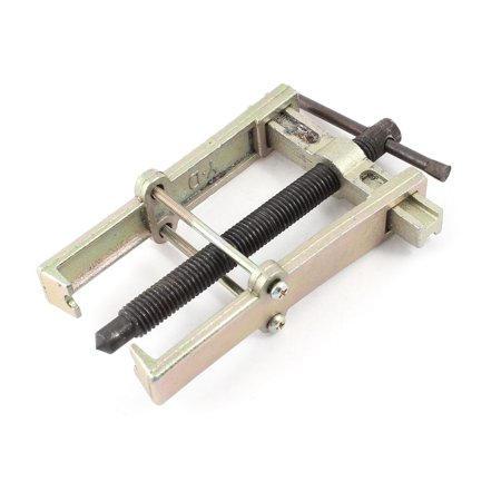 Metal Two Legs Adjustable Armature Puller Tool for 20-60mm Diameter Bearing Gear - image 2 de 2