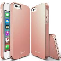 Ringke SLIM Case for Apple iPhone SE / 5S / 5 - Rose Gold