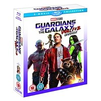 Guardians of the Galaxy Vol. 1-2: 2-Movie Collection (Blu-ray)