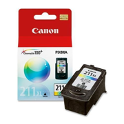 Canon 2975B001 Canon 2975B001 CL-211XL ChromaLife100 Plus High Capacity Color Ink Cartridge - Cyan Magenta Yellow - Inkjet - 349 Page Tri-color - 1 Each