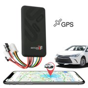 EEEkit Waterproof Real Time GPS Tracker GPS/GSM/GPRS/SMS System Anti-Theft Tracking Device for Vehicle Car Motorcycle