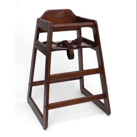 Child's High Chair- Walnut