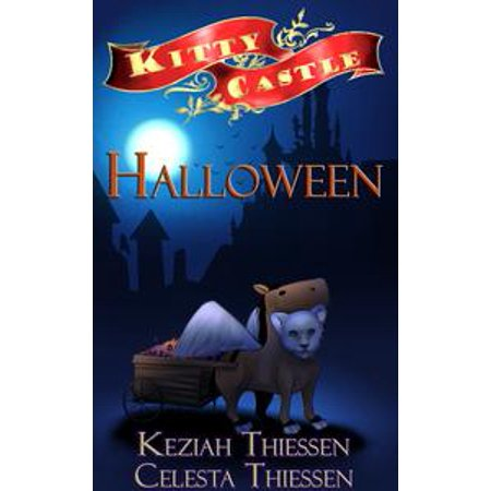 Kitty Castle Halloween - eBook