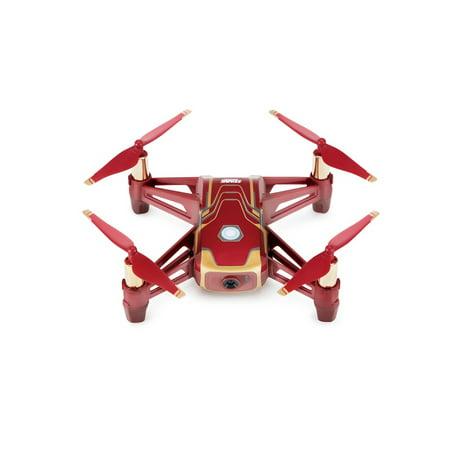 DJI Tello Marvel Iron Man Edition (Ar Drone 2-0 Elite Edition Snow Version)