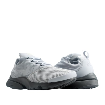 size 40 c011b e8581 Nike - Nike Presto Fly Wolf Grey Wolf Grey-Dark Grey Men s Running ...