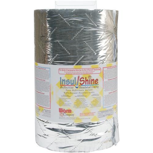 "Insul-Shine Reflective Insulated Lining-22""X30 Yards"