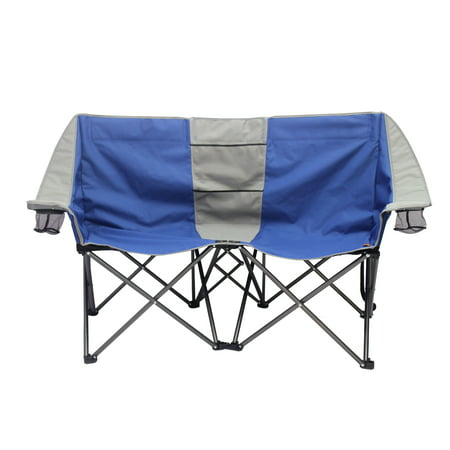Ozark Trail Two Person Conversation Camping Chair