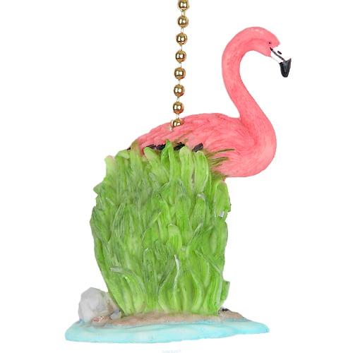 Flamingo Fan Pull