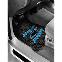 2ba6648e0 Product Image NFL - Carolina Panthers Floor Mats - Set of 2