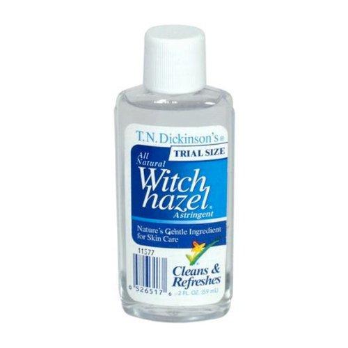 T.N. Dickinson - Liquid Witch Hazel, 2 oz Dr. Andrew Mega-Mushroom Skin Relief Advanced Face Serum 3.4oz
