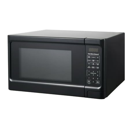 Hamilton Beach 1.1 Cu. Ft. Black Digital Microwave Oven