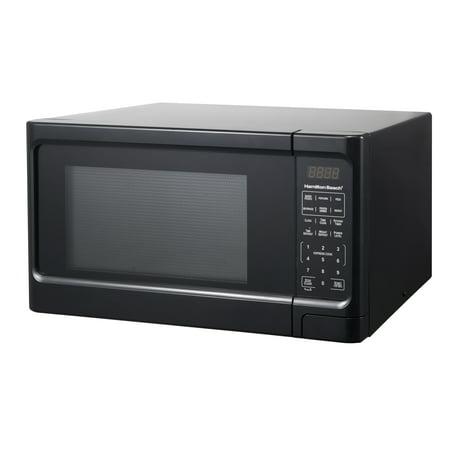 Hamilton Beach 1.1 Cu. Ft. Black Digital Microwave Oven