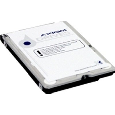 5400rpm 8mb Notebook Hard Drive - 1TB NOTEBOOK HARD DRIVE - 2.5-INCH SATA 6.0GB/S - 5400RPM - 8MB CACHE 9.5MM - AXHD1TB5425A38M