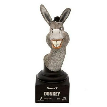 Shrek 2 Donkey Collectible Bust - image 2 of 2