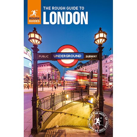 The Rough Guide to London (Travel Guide eBook) -