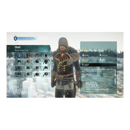 Assassin's Creed Unity - Xbox One Ubisoft - Assassin Creed Suits